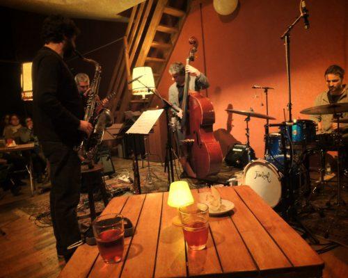 Slow Quartet (Teatre de Cal Eril 2015)